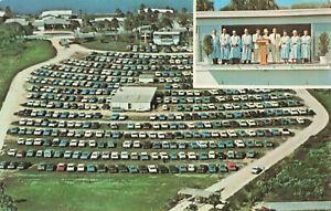 Postcard Daytona Beach Drive-In Christian Church