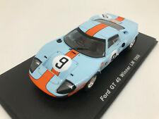 1/43 Ford GT40 #9 Rodriguez/Bianchi Sieger 24h Le Mans 1968 SPARK 43LM68 OVP !