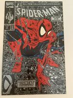 Spider-Man #1 Silver/Black 1st Issue McFarlane Marvel Comics 1 Aug 1990