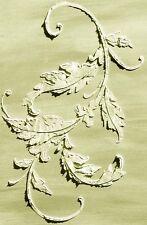 Stencil, Plaster Stencil Acanthus Flourish Wall Stencil, Stencils