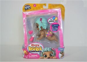 Real Baby Doll, Crawling and Talking Doll, Little Live Bizzy Bubs - Poppy Toy