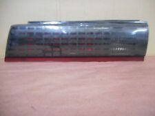 85-92 TRANS AM TRANS AM GTA LH DRIVER SIDE SMOKED TAIL LIGHT TAILLIGHT # 4