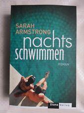 Nachts schwimmen von Sarah Armstrong (2015, Klappenbroschure)