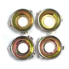 """4x 5-3/4"""" CUSTOM HEADLIGHT BUCKET FOR MAZDA CAPELLA RX-2 LUCE R130 RX-4 COSMO RX"""