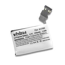 vhbw Akku wie Apple A1760 - Li-Polymer 270mAh 3.8V