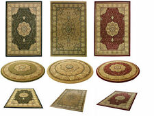 Floral Machine Made Persian Rugs