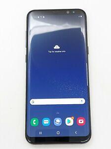 Samsung Galaxy S8+ SM-G955U - 64GB - Midnight Black (AT&T) *Check IMEI*