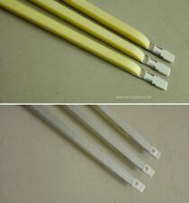 3 Sponge Bar Retaining Bar for Brother 9mm KR260 KR230 KH230 & 6mm KH160 KR160