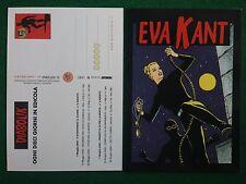 Cartolina Card EVA KENT/DIABOLIK ill. Alessandrini , Promocard n 74/1682 (2000)