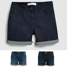 Ladies Next Boy Shorts Blue Sizes 6 - 20