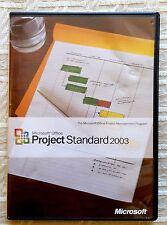 Microsoft Office Project Standard 2003 Full Version