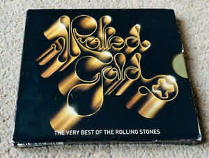 The Rolling Stones – Rolled Gold + (2007 ABKCO) 2CD Double CD Digipak Case RARE
