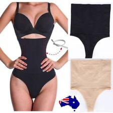 Women Shapewear High Waist Tummy Control Pants Body Shaper Slimming Underwear