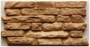 Stones Vertical stamp Stone Decorative Concrete Cement Imprint Texture Stamp Mat