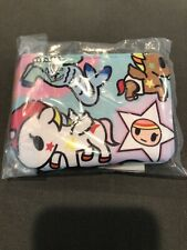 Brand New Jujube Tokidoki Unikiki 2.0 Coin Purse Bag JU JU BE