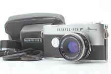 【EXC+++++】 OLYMPUS PEN FT + F.Zuiko 38mm f/1.8 Lens + Case From Japan