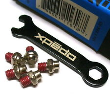 gobike88 New Xpedo MX Replacement Pin Kit, Straight pin, 50pcs with Tool, H93