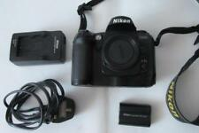 Nikon D D100 Digital-SLR DSLR Camera Body only with some accessories - BLACK