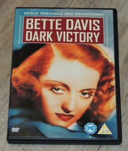 Dark Victory - Bette Davis PAL DVD