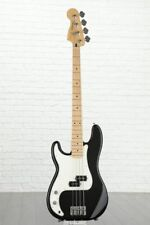 Fender Player Precision Bass Left-Handed Electric Bass Guitar BLACK