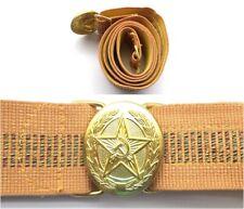 UdSSR Feldbinde / Koppel für Miliz MWD Polizei Uniform Gürtel soviet police belt