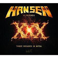 KAI HANSEN & Friends - XXX 2 CD Three decades in Metal gamma ray helloween DIGI