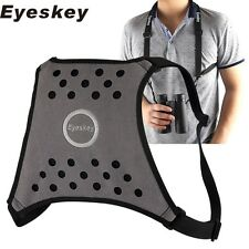 Eyeskey 4 Way Adjustable Binoculars Strap Harness Strap - Great for Camera