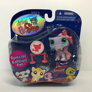 *986 Hippo* Littlest Pet Shop LPS G2 Special Edition Hasbro 2008 Sealed Package