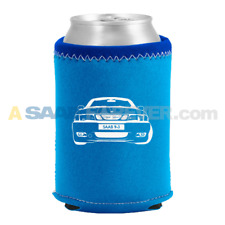 New Saab 9-3 Viggen Freezable Can Insulator Beer Koozie Can Cooler Rare Gift