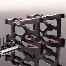 FRONT / REAR LOWER SUSPENSION ARM BLACK HPI MINI SAVAGE XS FLUX SXS5501 ALUMINUM