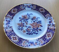 """L. BERNARDAUD & Co LIMOGES France """"CANTON"""" Bleu de four Porcelain PLATE 10-5/16"""""""