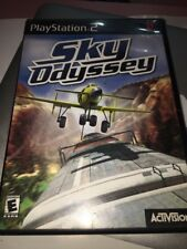 Sony Playstation 2 PS2 Sky Odyssey Video Game Complete & Tested