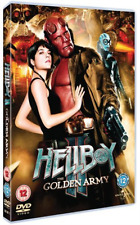 John Alexander, Jeffrey Tambor-Hellboy 2 - The Golden Army  DVD NEW
