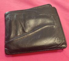 Used Leather Nixon Wallet Mens