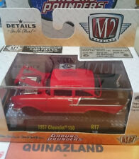 M2 Machines Ground Pounders 1957 Chevrolet 150  5880 exp (N15)