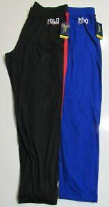 Polo Ralph Lauren Mens 4-D Flex Microfiber Lounge Pants Nwt