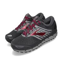 Brooks Beast 18 4E Extra Wide Grey Red Men Running Shoes Sneakers 110282 4E