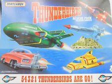 MATCHBOX * THUNDERBIRDS RESCUE SET * OVP * MINT * 1992