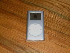 Apple Ipod 6GB Mini Model A1051 Silver