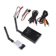 5.8G FPV 200mW AV Wireless Transmitter TX 5.8GHz Rx Receiver TS351+RC805 S8D4