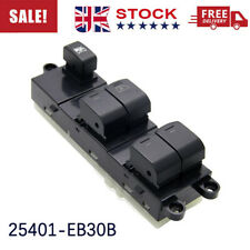 Electric Power Window Switch 25401EB30B For Nissan Navara D40 QASHQAI J10 J11
