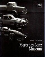 Mercedes-Benz Museum Katalog: Mythos und Collection - wie neu
