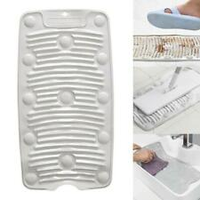 PVC Makeup Brush Cleaner Pad Home Folding Washboard Cleaning Mat Tool