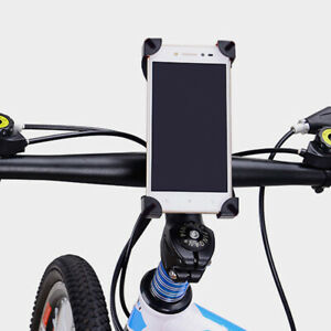 Bike Phone Mount Holder Bicycle 360 Rotation Stand for Smartphone