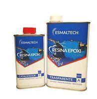 0,750KG Resina epoxi transparente para joyería, DIY - libre de BISFENOL A