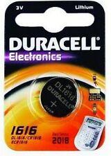 Duracell Cr1616 Lithium Battery 3v Battery