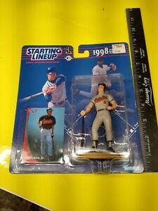1998 STARTING LINEUP - CAL RIPKIN, JR. - ORIOLES toy action figure new baseball