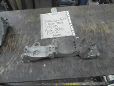 VOLKSWAGEN GOLF 1.6 Alliage 8 V alternateur Steering pompe montage Mark 4 2000