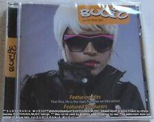 BUCIE Turn Me On [House CD] SOUTH AFRICA Cat#CDRBL491 Producers Black Coffee
