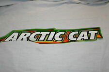 NEW ARCTIC CAT SNOWMOBILE HOOD DECAL PART # 4611-211